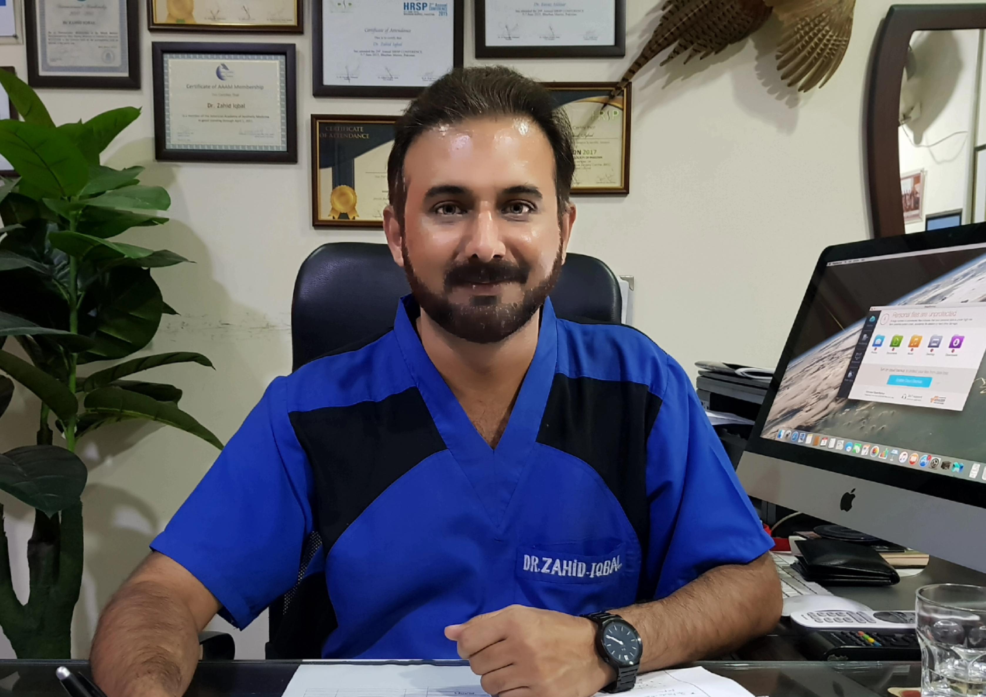 Dr Zahid Iqbal